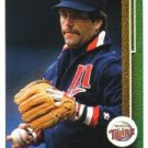 1989 Upper Deck 732 Wally Backman
