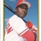 1990 Bowman 51 Reggie Jefferson RC
