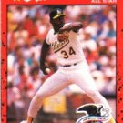 1990 Donruss 703B Dave Stewart AS