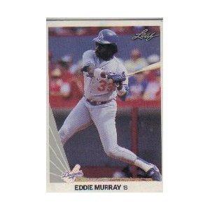 1990 Leaf 181 Eddie Murray