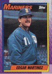 1990 Topps 148 Edgar Martinez