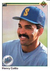 1990 Upper Deck 207 Henry Cotto