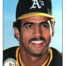 1990 Upper Deck 209 Stan Javier
