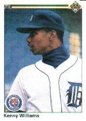1990 Upper Deck 249 Ken Williams
