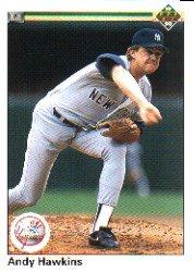 1990 Upper Deck 339 Andy Hawkins