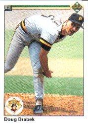 1990 Upper Deck 422 Doug Drabek