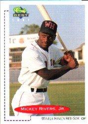1991 Classic/Best 90 Mickey Rivers Jr.