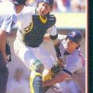 1991 Score 806 Ron Hassey