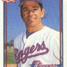 1991 Topps 489 Bobby Valentine MG