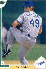 1991 Upper Deck 576 Tim Belcher