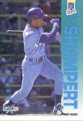 1992 Fleer 169 Terry Shumpert