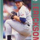 1992 Fleer 201 Scott Erickson