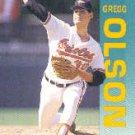 1992 Fleer 21 Gregg Olson