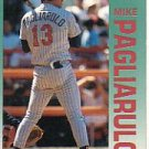 1992 Fleer 216 Mike Pagliarulo