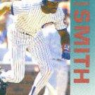 1992 Fleer 392 Dwight Smith