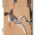 1992 Upper Deck 290 Dave Anderson