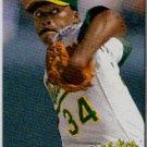 1992 Upper Deck 547 Dave Stewart