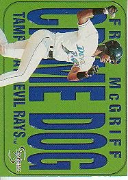 1998 SkyBox Dugout Axcess #137 Fred McGriff NAME