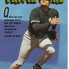 1998 SkyBox Dugout Axcess #146 Chuck Knoblauch TRIV