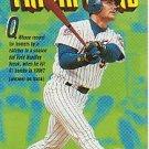 1998 SkyBox Dugout Axcess #150 Todd Hundley TRIV