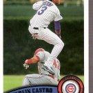 2011 Topps #247A Starlin Castro