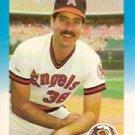 1987 Fleer Update #80 Greg Minton