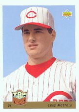 1993 Upper Deck #443 Chad Mottola RC