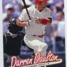 1997 Ultra #365 Darren Daulton