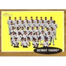2011 Topps Heritage #24 Detroit Tigers