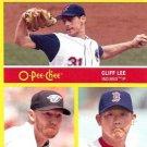 2009 O-Pee-Chee #537 Cliff Lee/Daisuke Matsuzaka/Roy Halladay