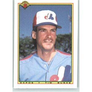 1990 Bowman 103 Tim Burke