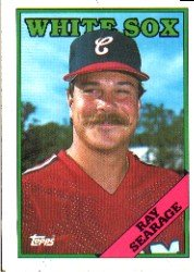 1988 Topps 788 Ray Searage