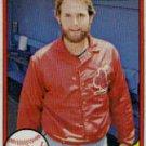 1981 Fleer #533 Bob Sykes ( Baseball Cards )