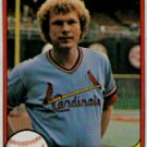 1981 Fleer #537 Bob Forsch ( Baseball Cards )