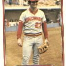 1982 Fleer 84 Mike Vail