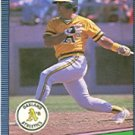 1986 Donruss 156 Mike Gallego RC
