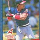 1986 Donruss 460 Carmen Castillo