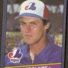1986 Donruss 463 Randy St.Claire