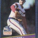 1986 Donruss 58 Britt Burns