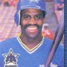 1986 Donruss 69 Alvin Davis