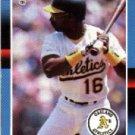 1988 Donruss 281 Mike Davis