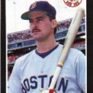 1989 Donruss 186 Mike Greenwell