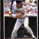 1989 Donruss 605 Gary Redus DP