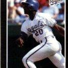 1989 Donruss 85 Frank White