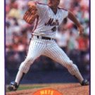 1989 Score #306 Randy Myers UER#{(6 hits in '87&#{should be 61)