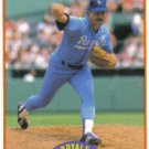 1989 Score #348 Ted Power