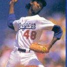 1989 Score #635 Ramon Martinez RC