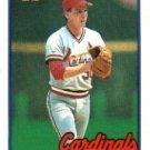 1989 Topps 184 John Costello