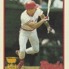 1989 Topps 490 Chris Sabo RC