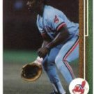 1989 Upper Deck 157 Willie Upshaw